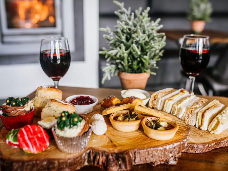 Wine & Food Platter